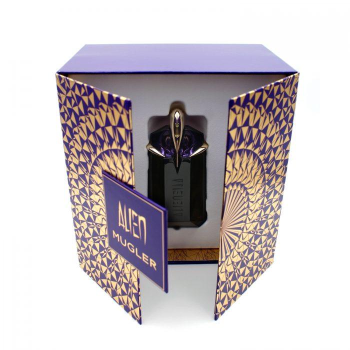 Thierry Mugler - Alien 60ml eau de parfum + 10ml eau de parfum + 100ml bodylotion Eau de parfum