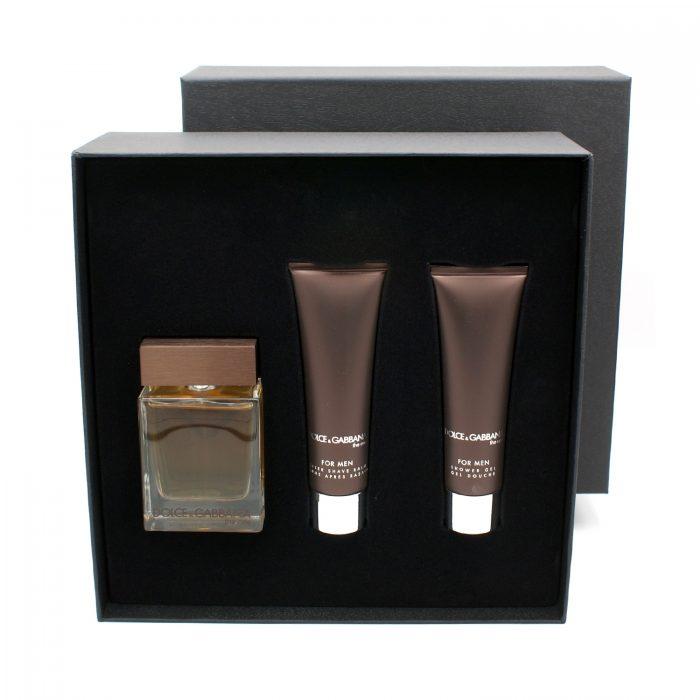 Dolce & Gabbana - The one men 50ml Eau de Toilette + aftershave 50ml + 50ml showergel